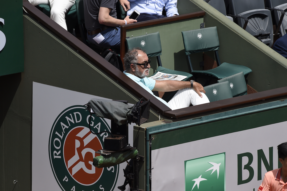 Romanian Ion Tiriac goes up 49 places in Forbes ranking of world's billionaires