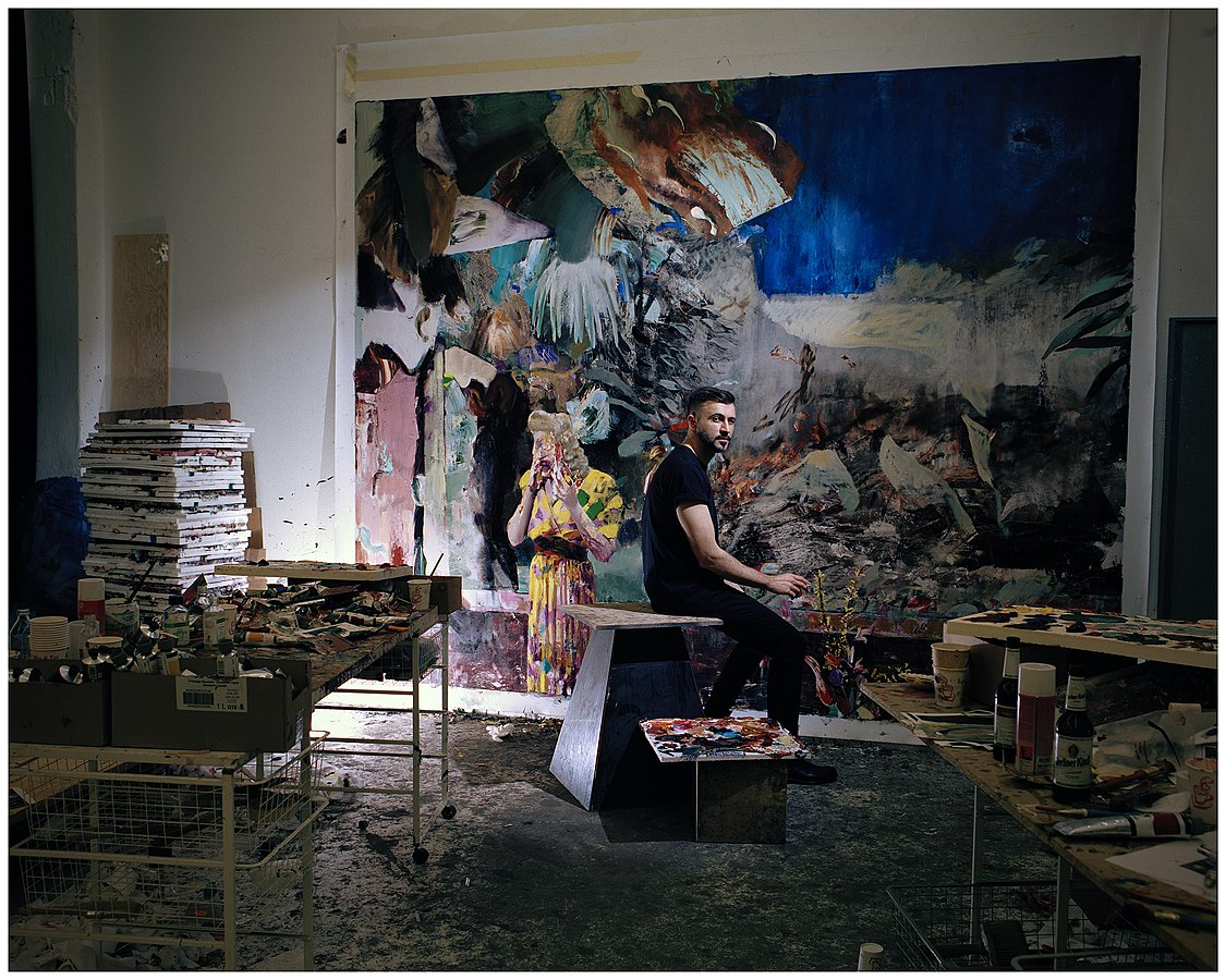 Painting By Romanian Adrian Ghenie Sells For Eur 3 Mln At