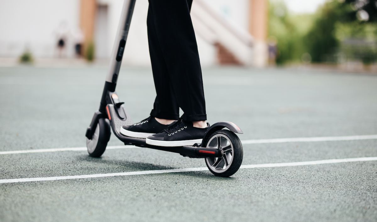 Romania's Govt. sets new rules for electric scooter use