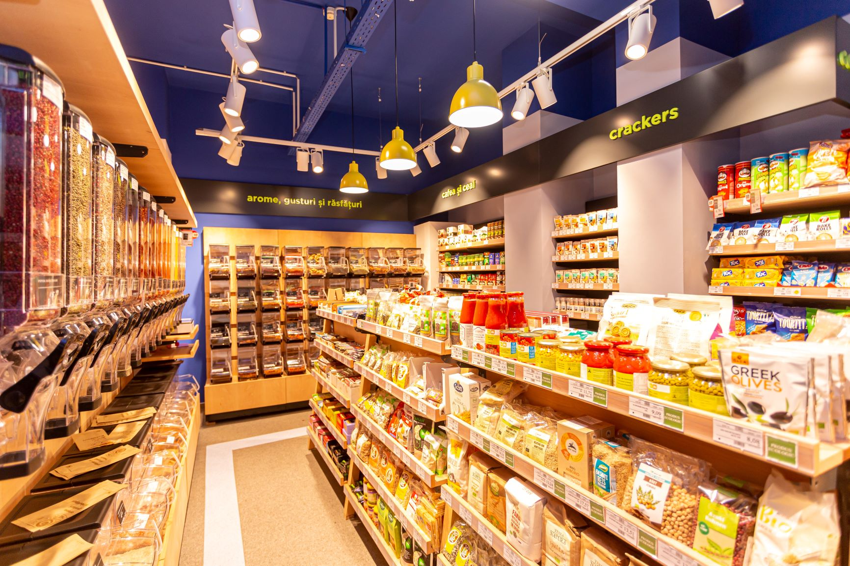 Mega Image Brings Back Romanian Produce Store With New