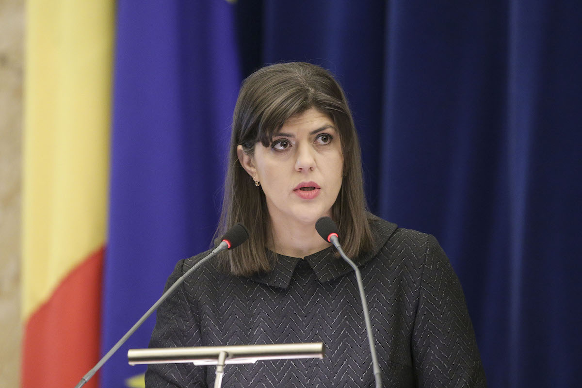 It's official: A Romanian will be the first EU Chief Prosecutor
