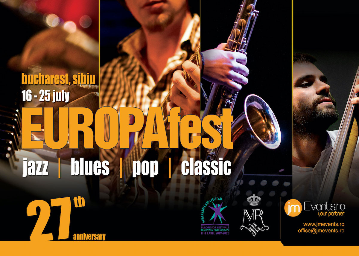 Romania's EUROPAfest returns with new edition this month
