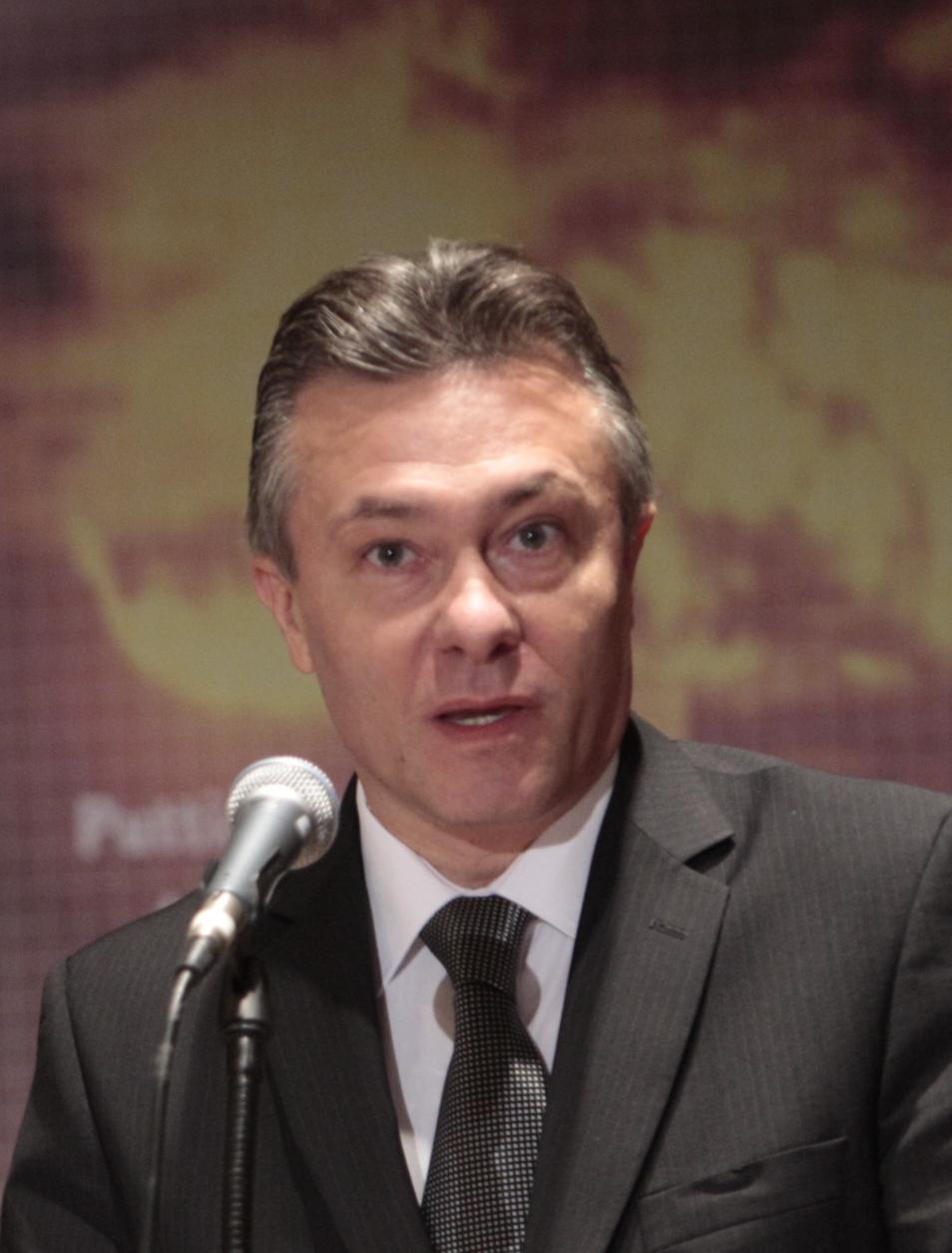 Romanian runs for OSCE Secretary General