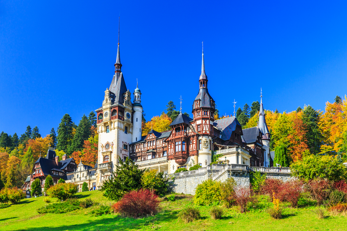 Romanian mountain resort on Daily Mirror's list of European fairytale towns to add to the travel list