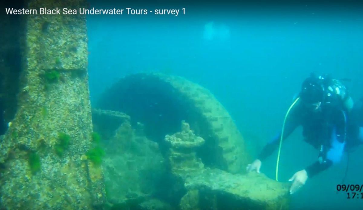 Romania Bulgaria Underwater Tours Explore Sunk Ships In The Black Sea Romania Insider