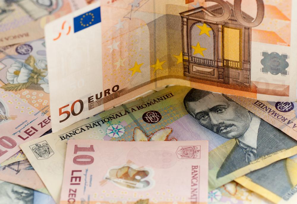 Leu Reaches New Low Against Euro