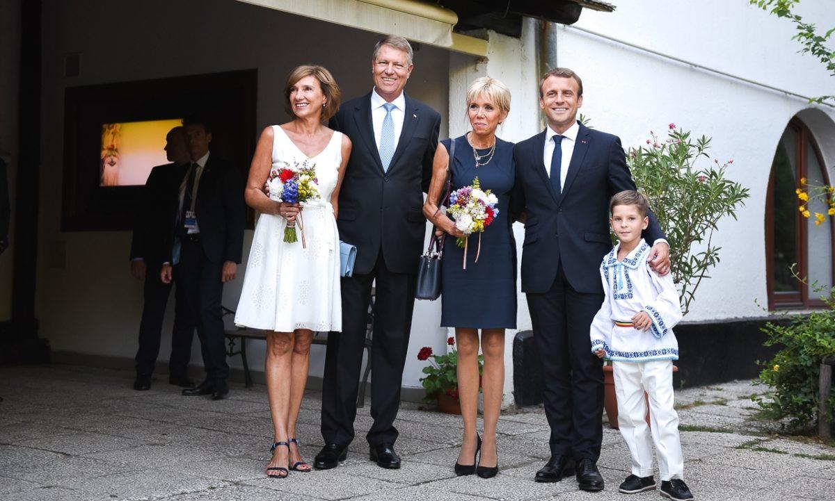 Emmanuel Macron Wedding.French President Macron Invites Romania To Be Partner In Eu Reform