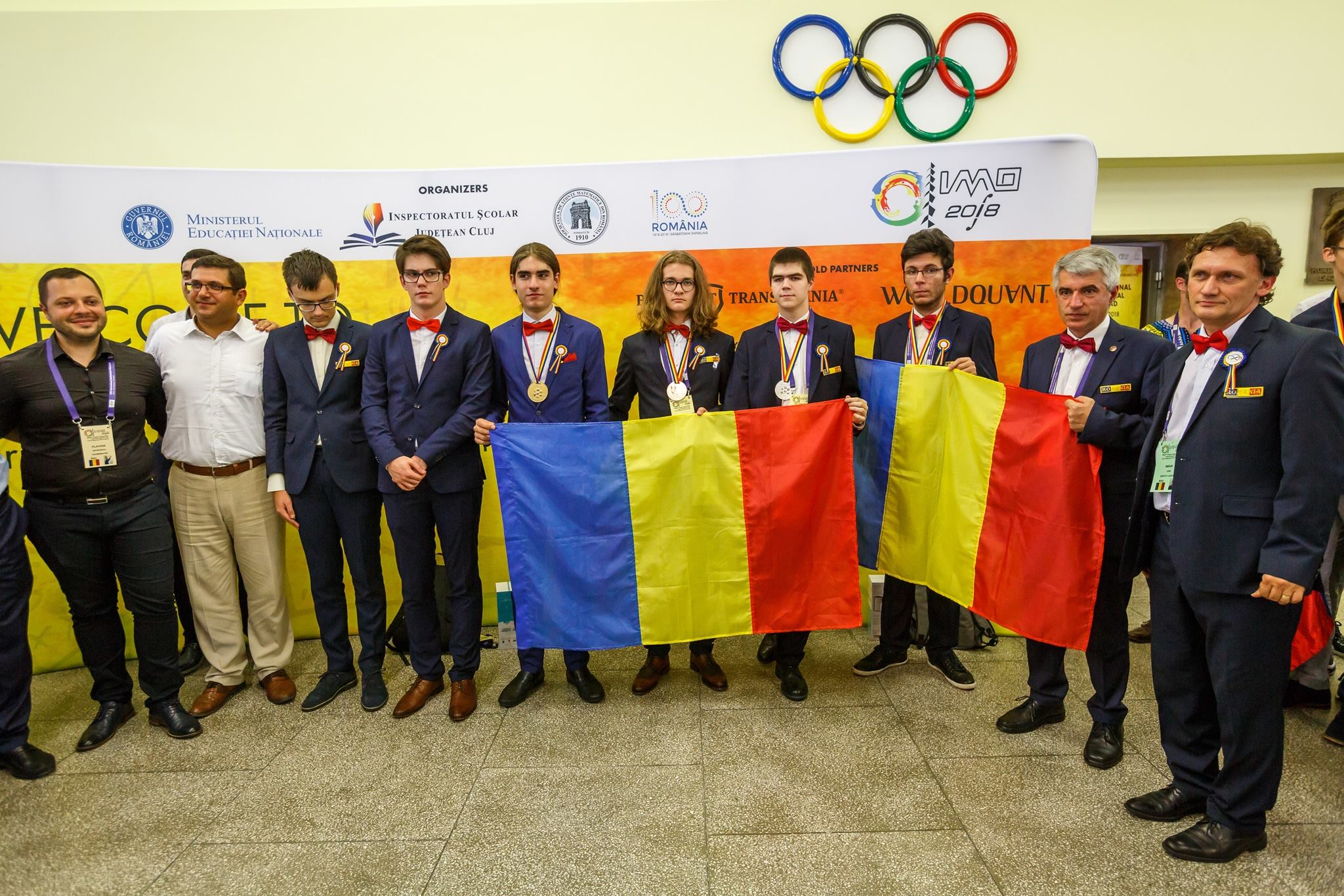 Worst result for Romania at the International Math Olympiad