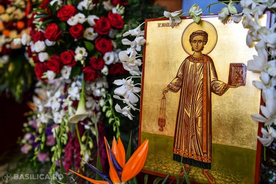 Italian Boy Name: Saint Stephen: Over 470,000 Romanians Celebrate Their Name