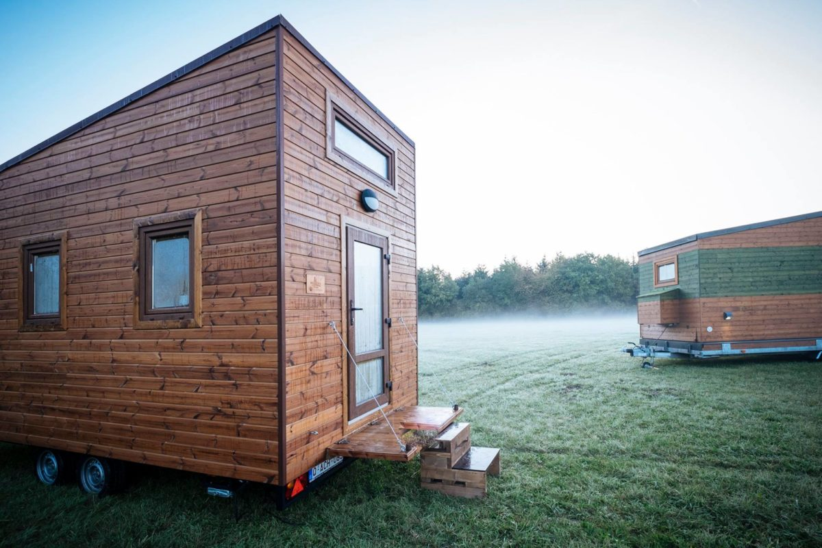 Tiny House Trend Finds First Supporters In Romania Romania Insider