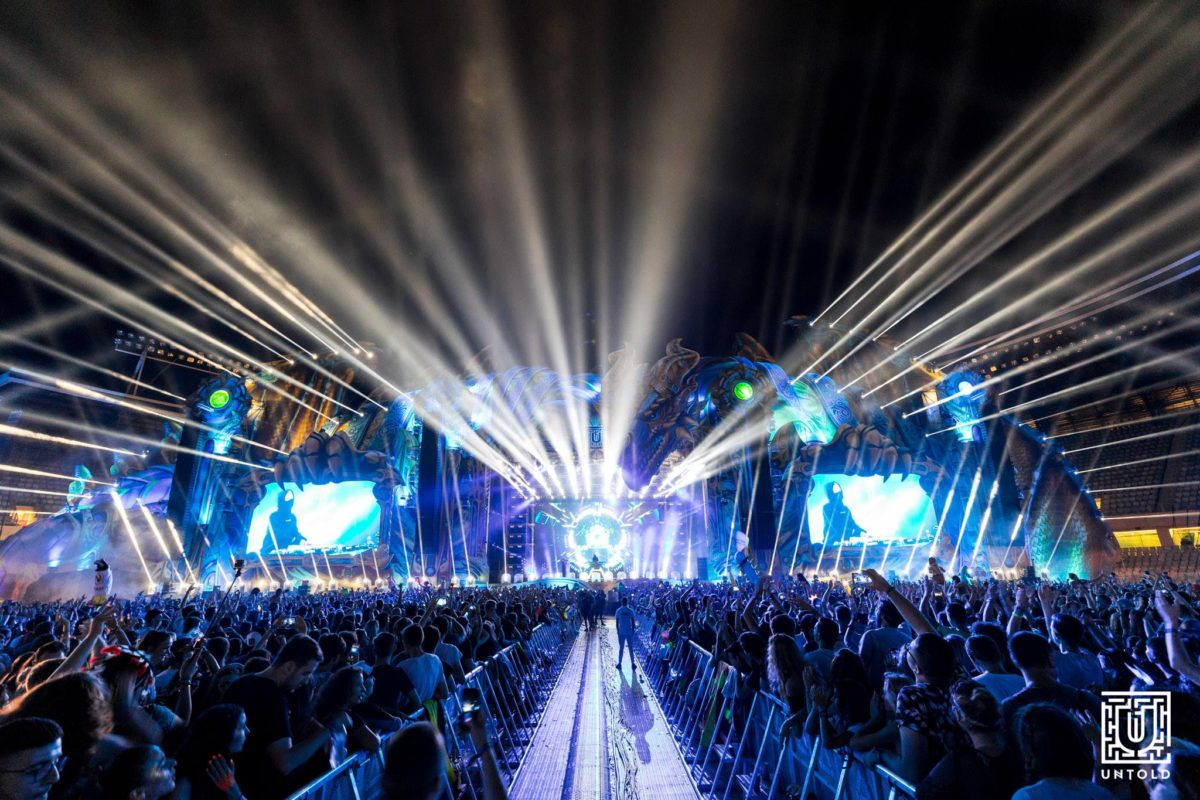Romania's famous music festival Untold announces first artists for 2019 edition