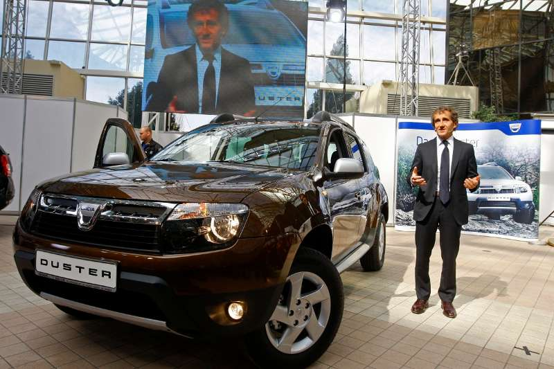 Romanian Dacia Duster Included In Top Gears Best Cars Of The Last