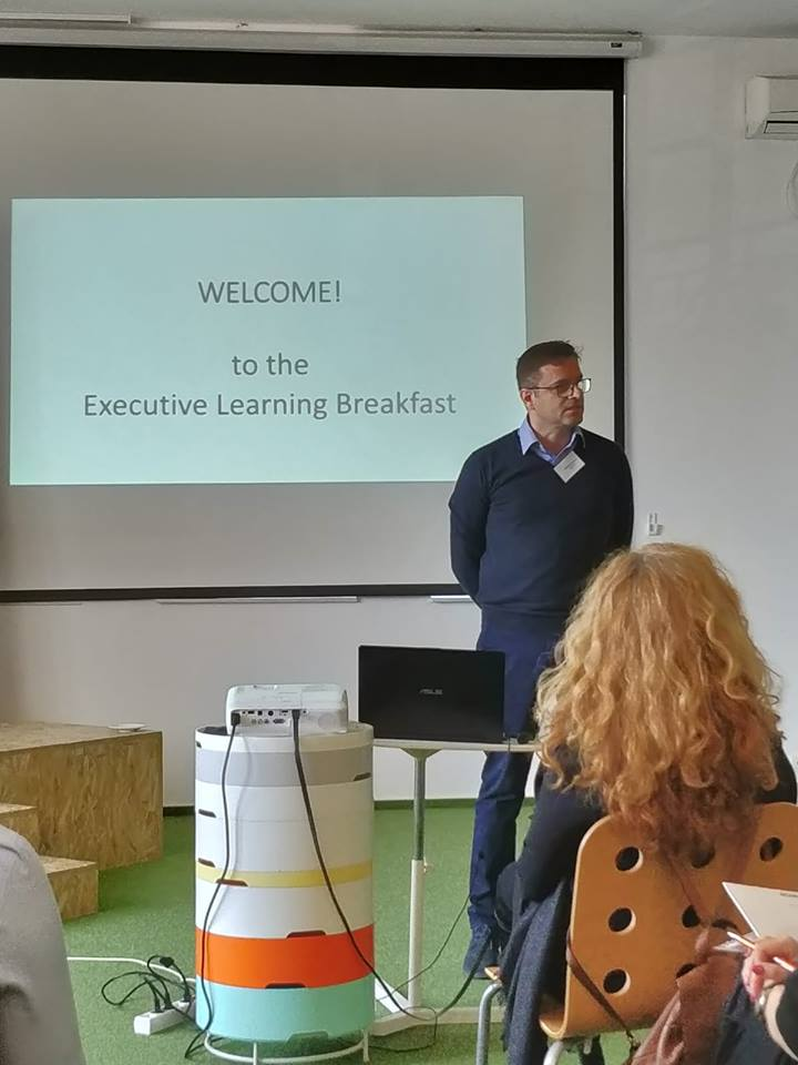 HR Executive Learning Breakfast - March 28, 2019