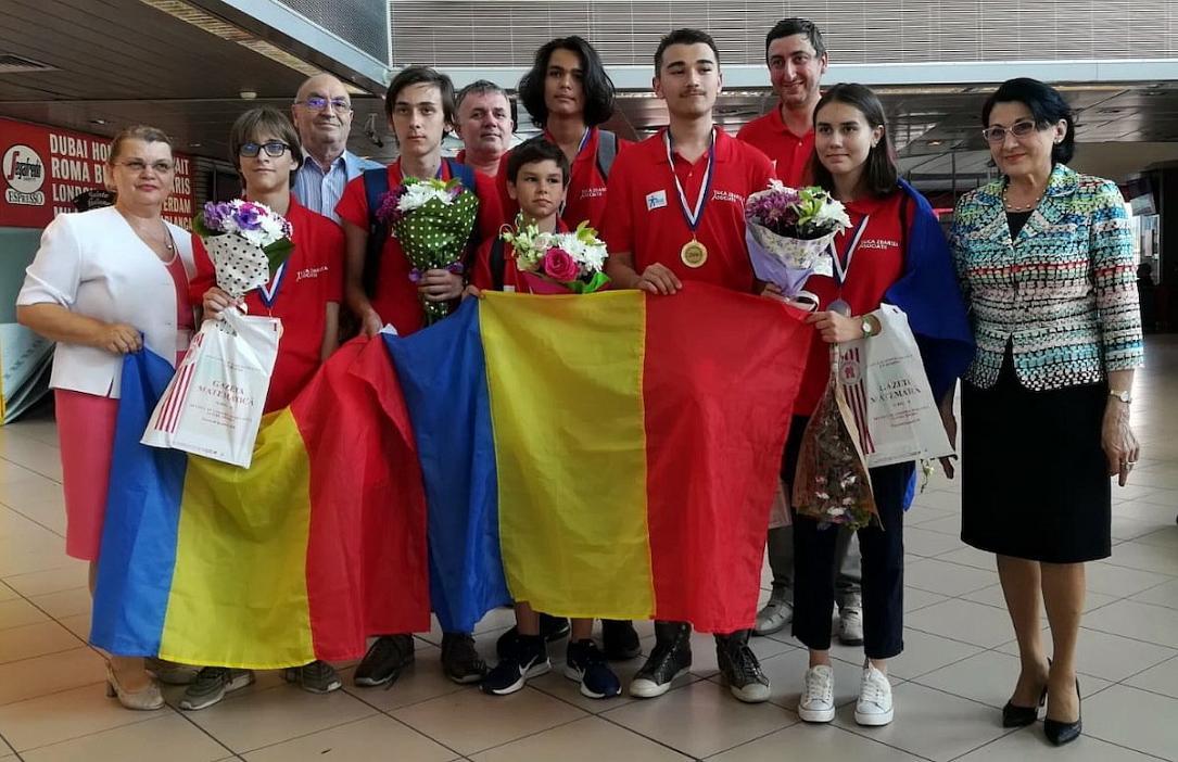 Romanians dominate Balkan Math Olympiad | Romania Insider