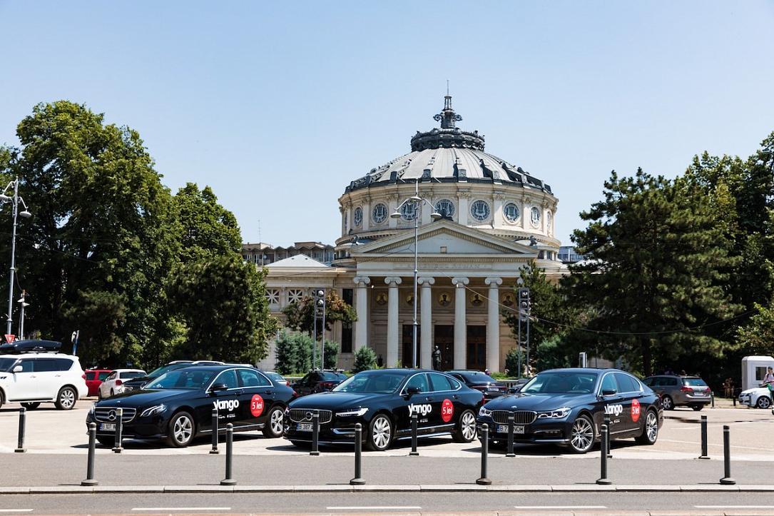 Russia's Yandex ride-hailing service enters Romanian market
