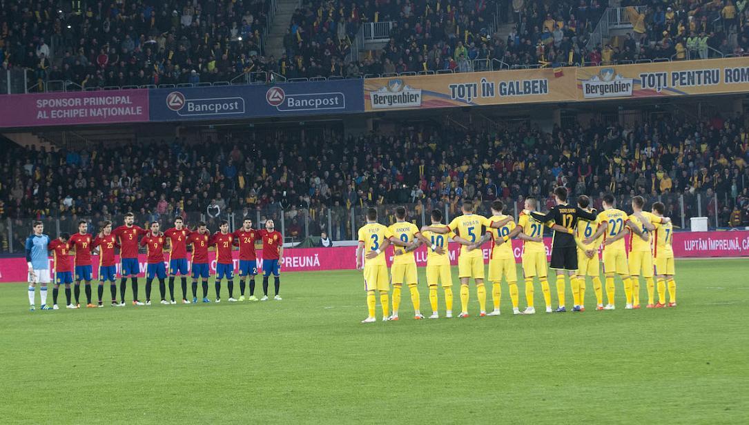 Romania vs  Spain: Romanians dream of a big result against