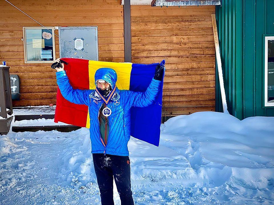 Yukon Arctic Ultra Romania S Tibi Useriu Finishes Second Says Race Is Unique Romania Insider