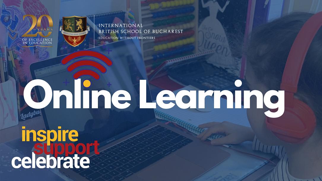 P The International British School Of Bucharest Leads Online Learning Romania Insider