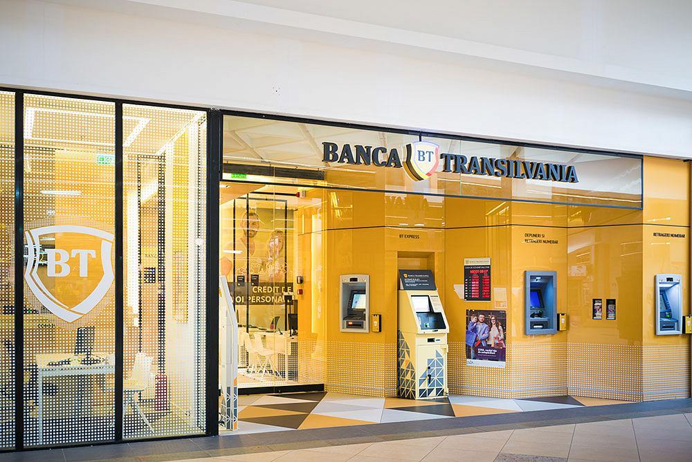 Romanian lender Banca Transilvania implements UiPath and Druid