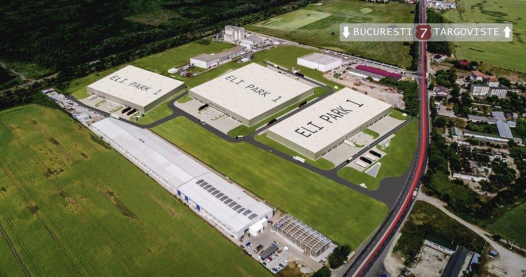 Local investor starts EUR 25 mln logistics project near