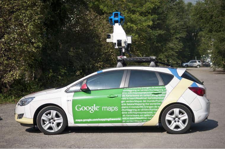 Google Street View Cars Back On Romanian Roads Romania Insider