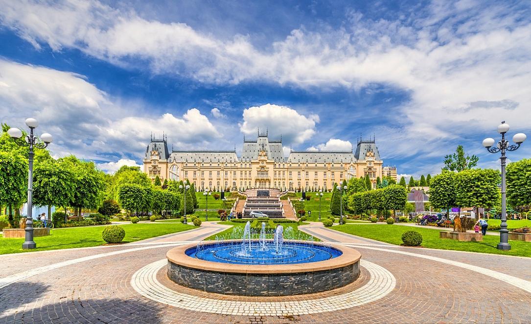 Image result for IaÈ™i,Romania