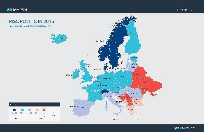 Political Risk Map Shows Romania S Progress But Pm President