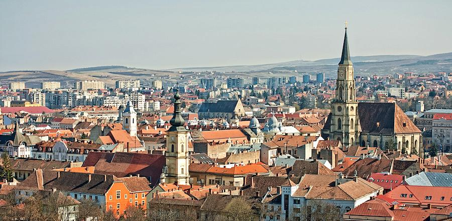 The Economist features the city Romania can boast about