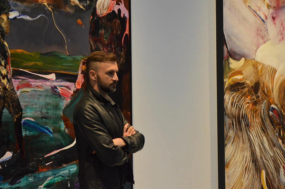 Art Galleries New York Painting