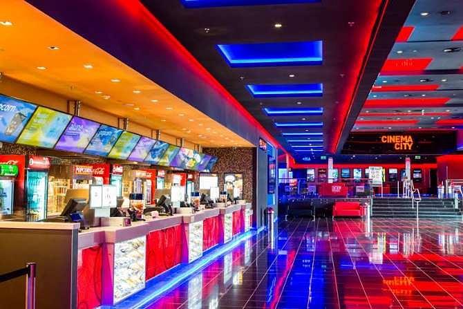 Iulius mall iasi cinema