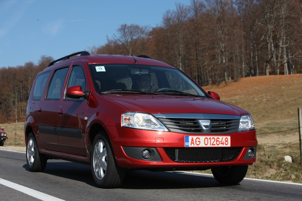DACIA Logan is the most sold car in Romania