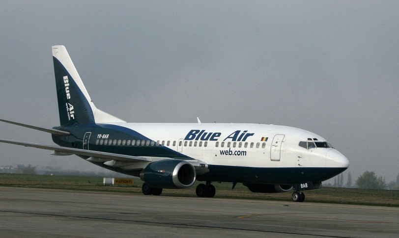 Airline Blue Air (Blue Air). Official sayt.2
