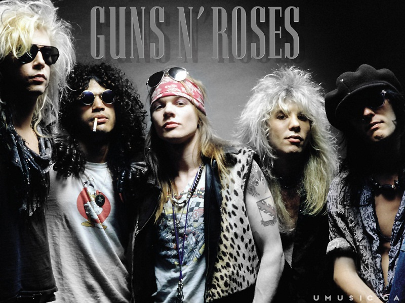 gunes n roses