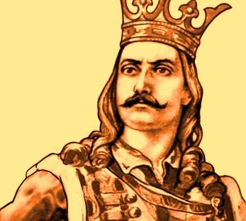Moldavian Prince Stefan Cel Mare Painting by Sorin Apostolescu  |Stefan Cel Mare