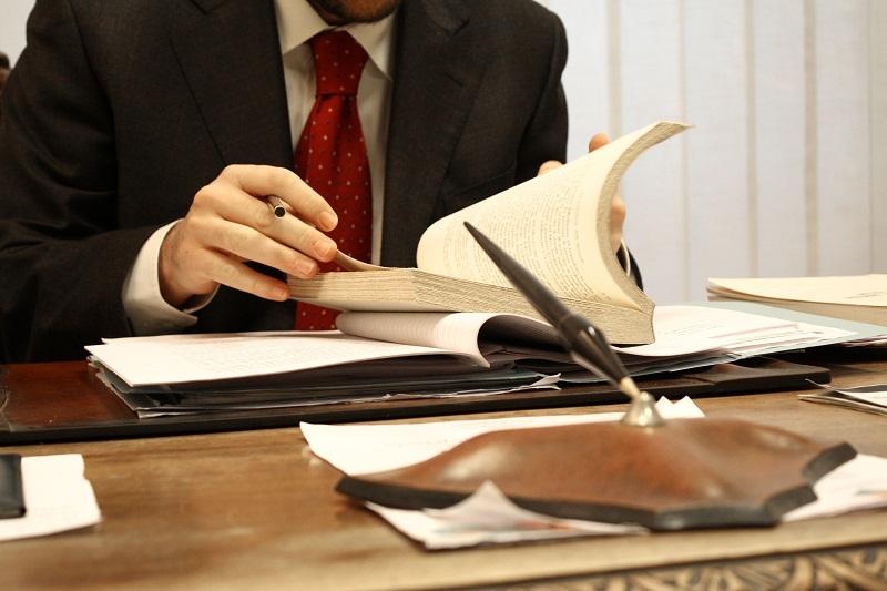 criminal case study desk
