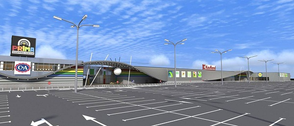 how to build a shopping center