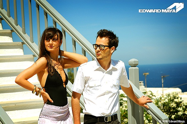 Romanian singer Edward Maya has become well known internationally after  some of his songs landed top spots in international music charts.