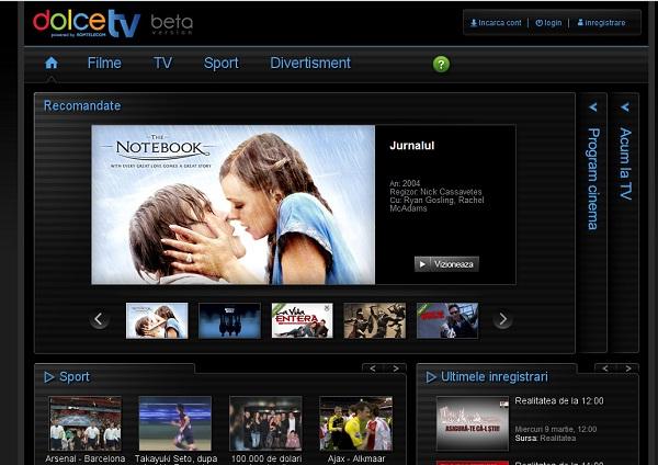 tv online romania
