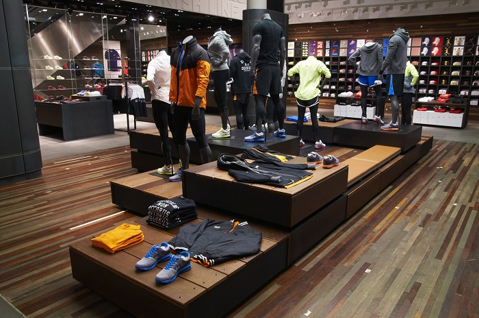 0f8bb152bffa3 Sports equipment retailer Nike will open a new store this month in the  Baneasa Shopping City in northern Bucharest. This will become the biggest  Nike store ...