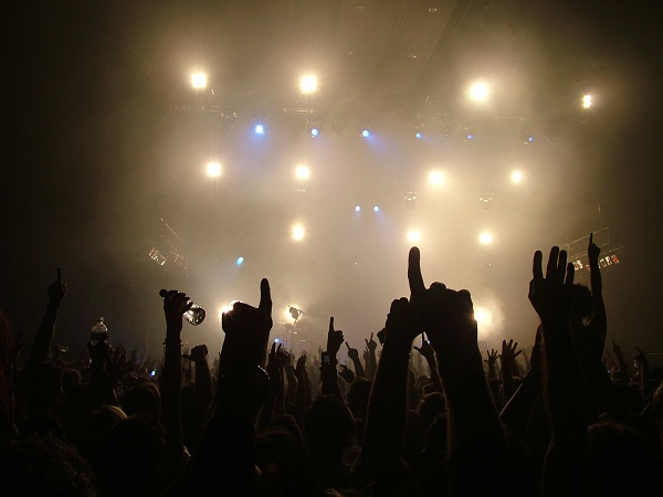 the most awaited gig on  Hands In The Air Rock Concert