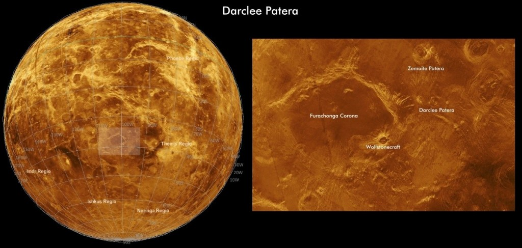 venus moons and their names - photo #32