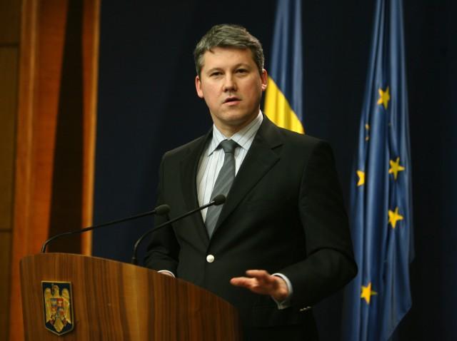 Justice Minister Catalin Predoiu appointed interim PM in Romania