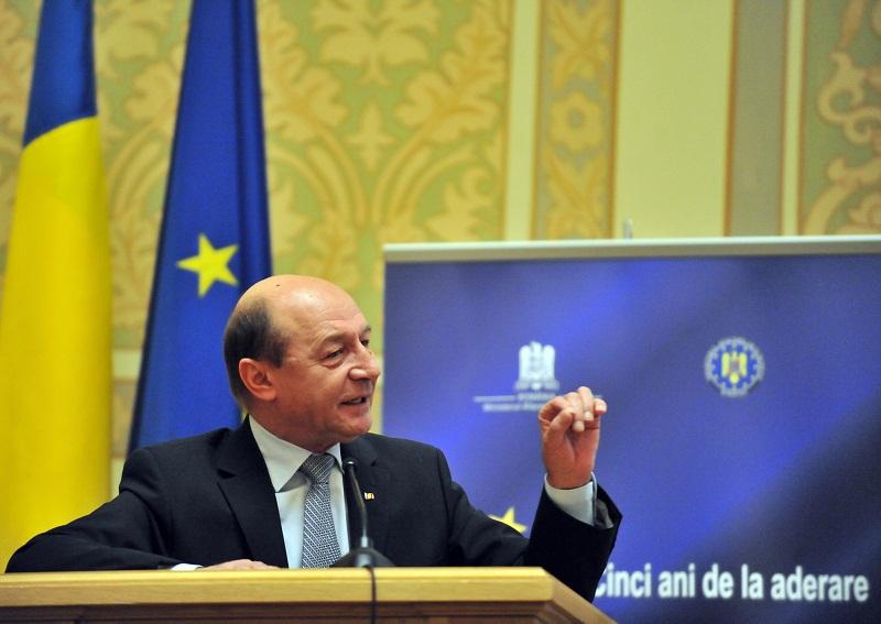 Basescu criticizes the Dutch over Schengen opposition