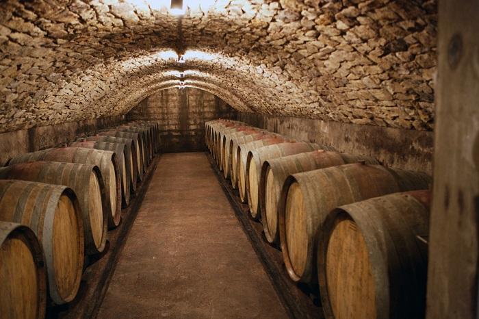 Centuries Old Wine Cellar Found While