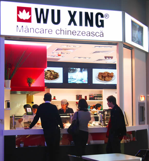 Chinese Take Away Wu Xing Continues Expansion With Bucharest
