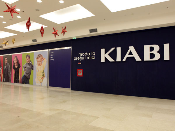 French retailer Kiabi wants to sell all its stores in Romania