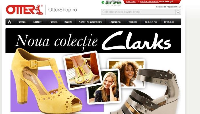 Romanian online shoe store OtterShop.ro aims for EUR 200,000 sales ...