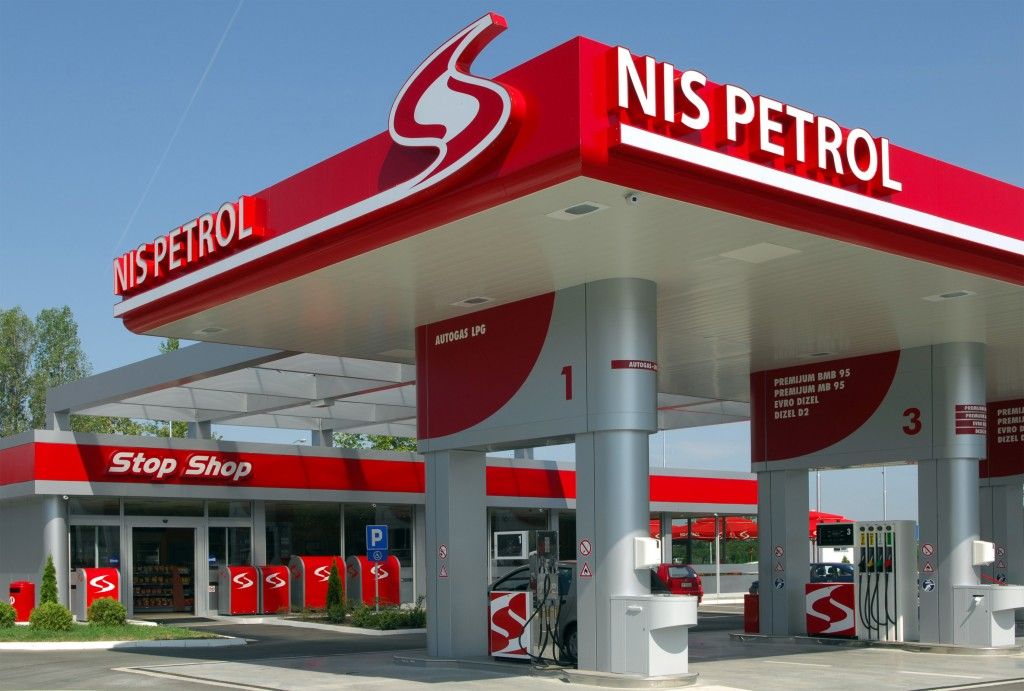 Gazprom set on reaching 50 gas stations in Romania, new station ...