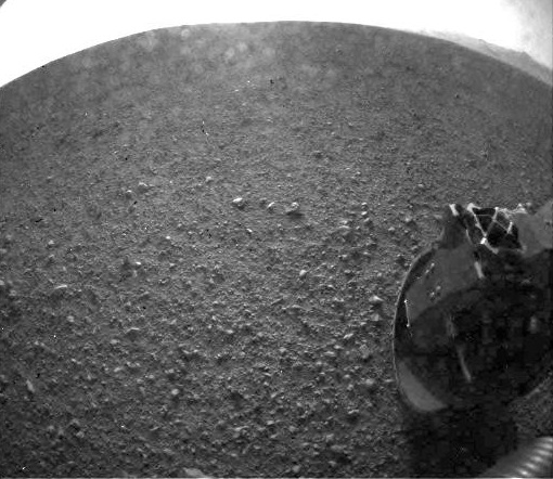 live feed from mars rover - photo #5