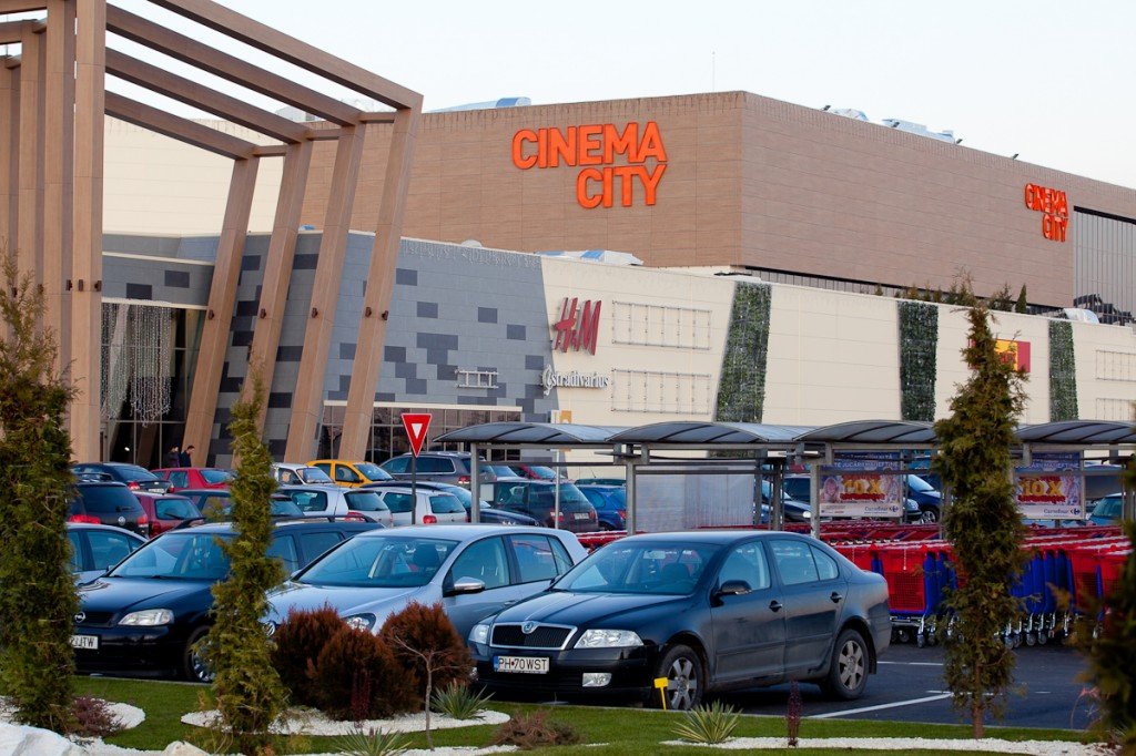 Cinema City Romania opens largest multiplex outside Bucharest with EUR ...